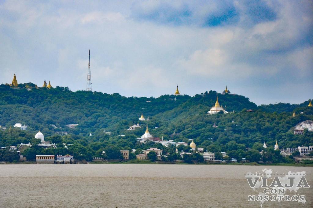 Puente U-Bein de Mandalay