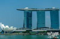 Como llegar al Parque Merlion de Singapur