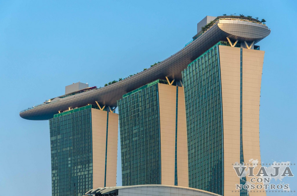 Es seguro viajar a Singapur