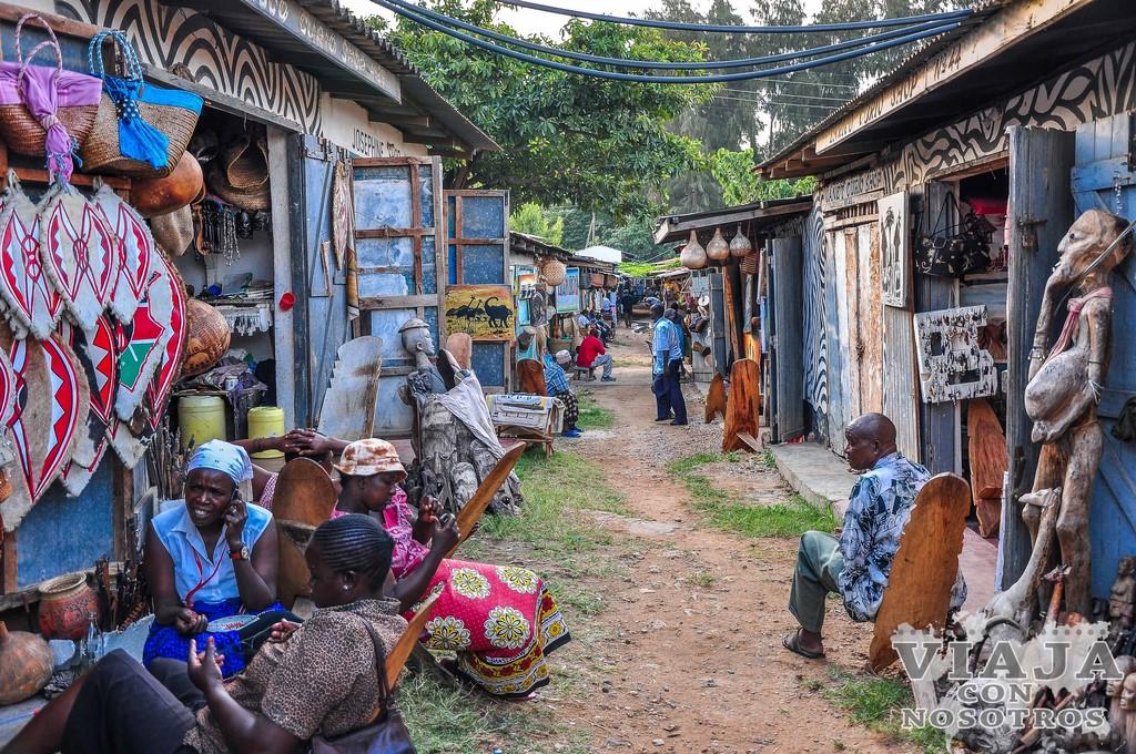 Es seguro viajar a Kenia
