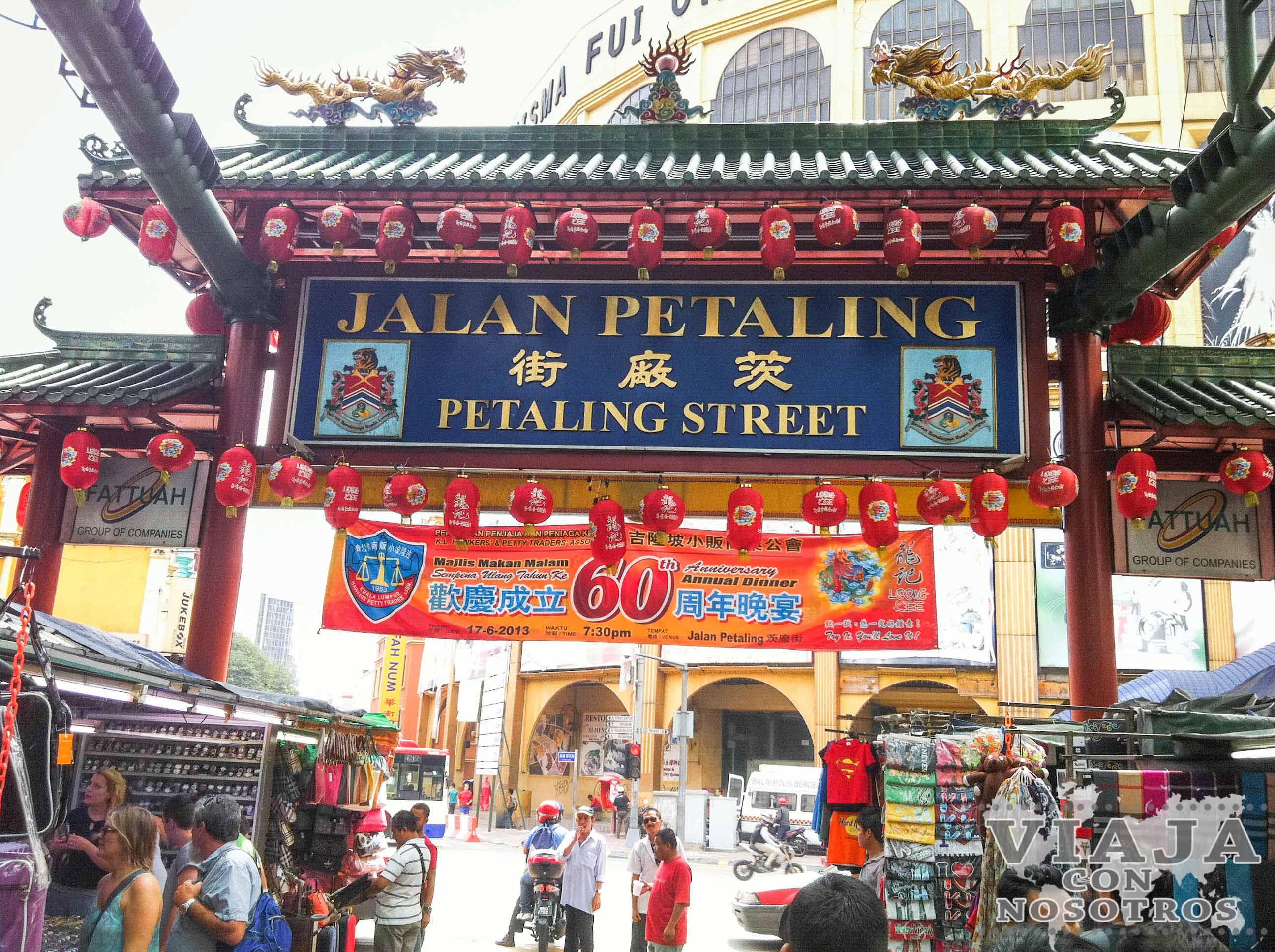 Mercado Pentalin Kuala Lumpur