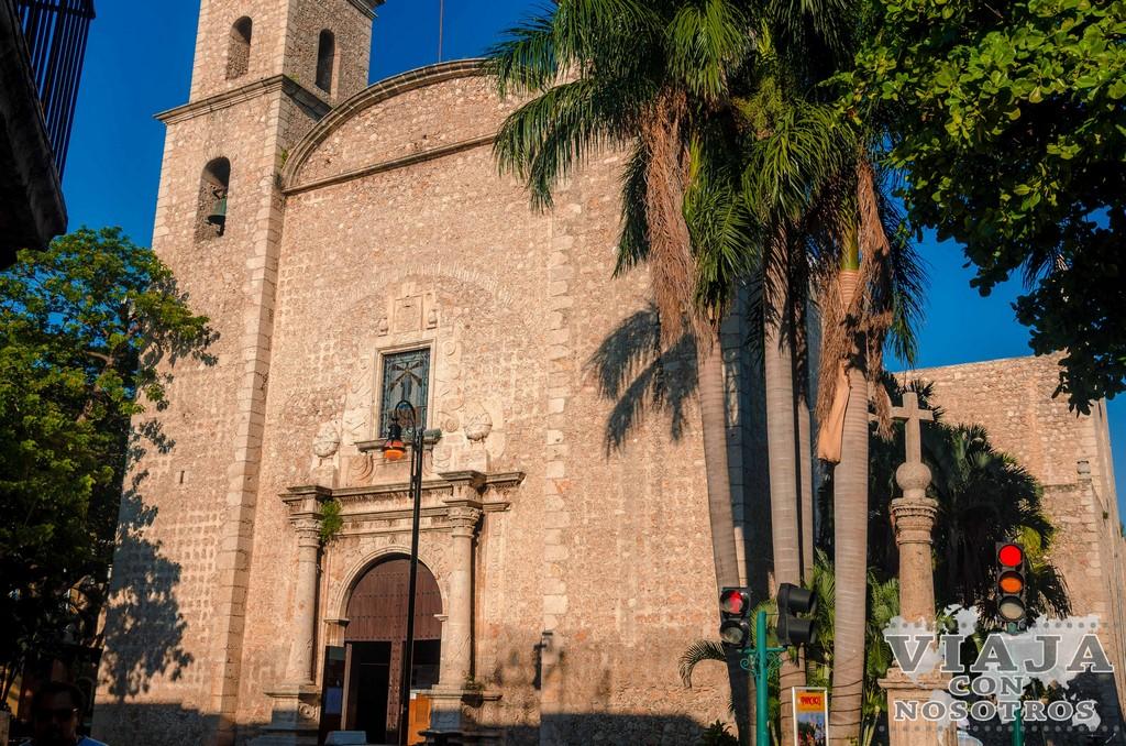 Iglesia de Jesús tercera orden Mérida