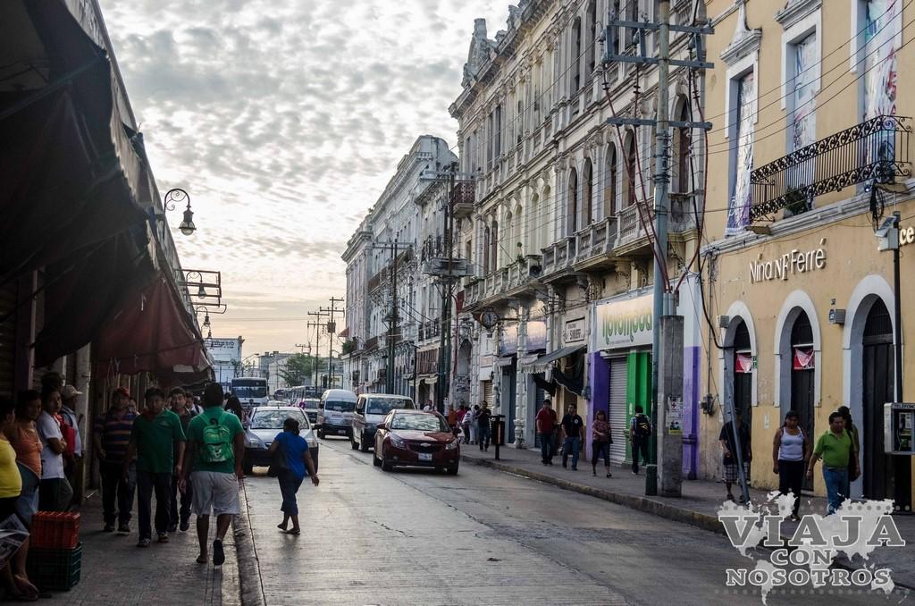 Guía para viajar a Mérida