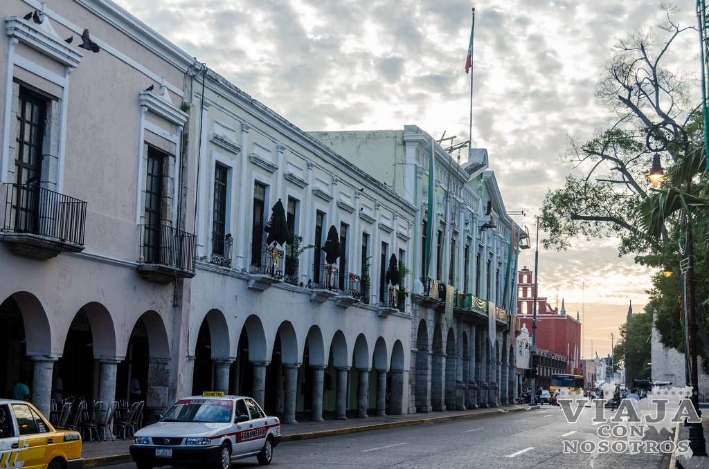 Centro de Mérida, México