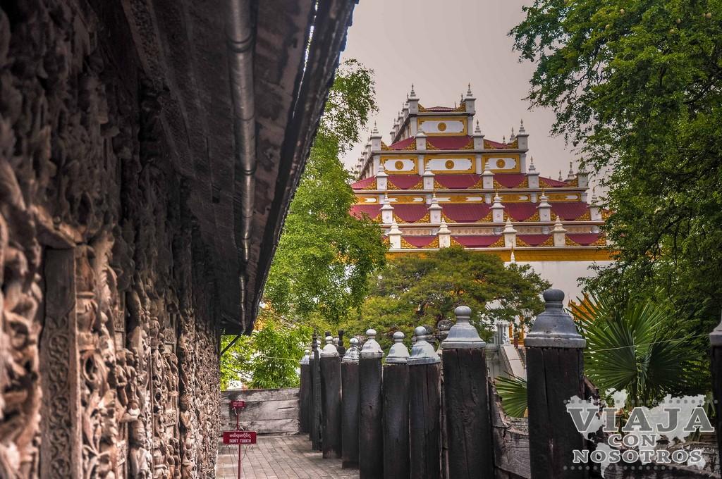 Itinerario de viaje a Myanmar por tu cuenta