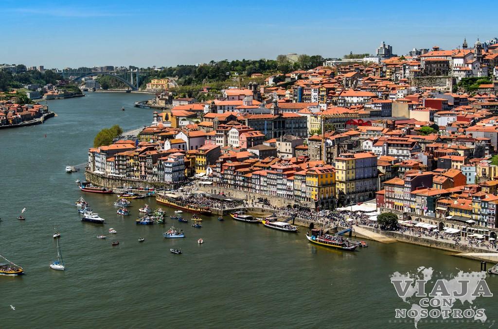 Mejores vistas de Oporto