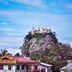 Bagan – Monte Popa – Yangon