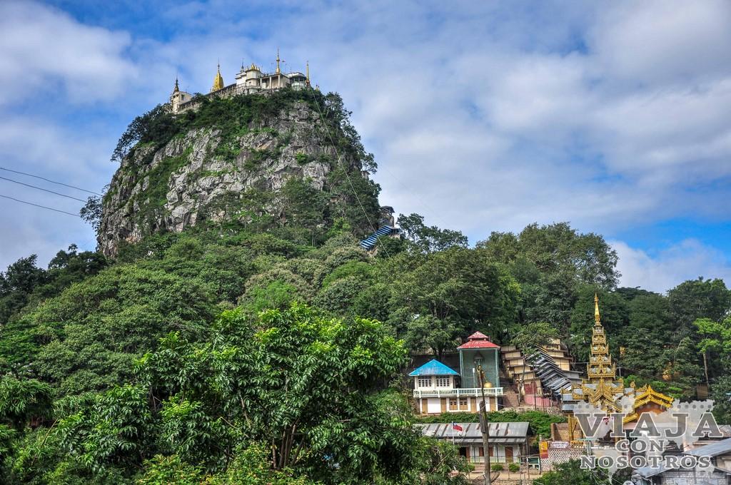 Consejos para visitar el Monte Popa