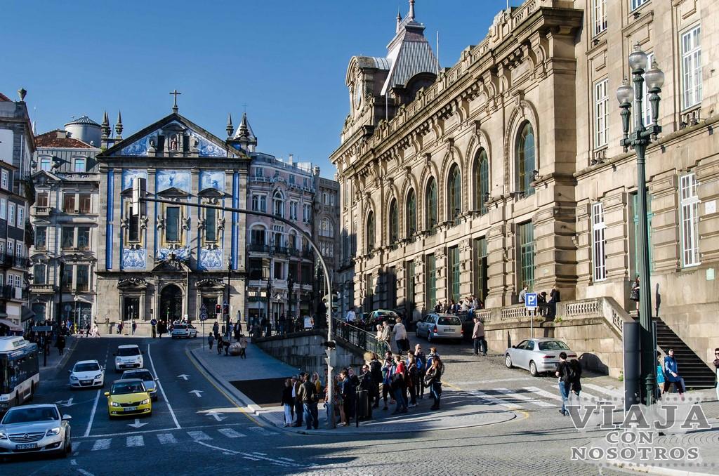 Que ver en Oporto en tres días