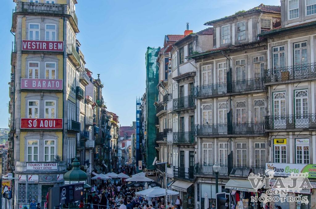 Que ver en Oporto en cuatro días
