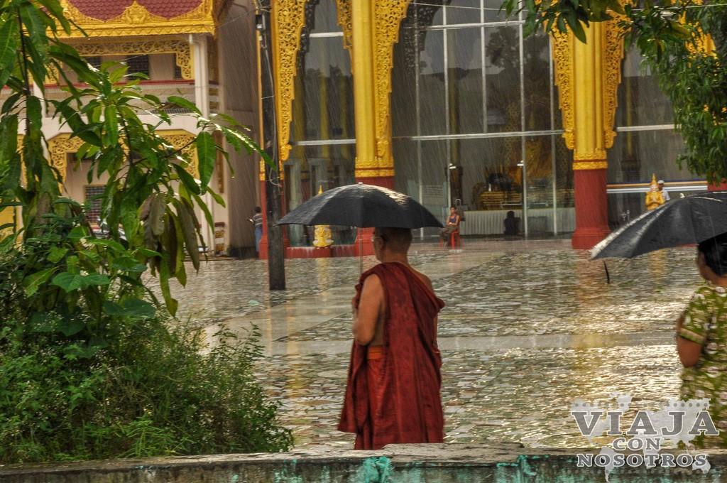 Donde hospedarse en Yangon