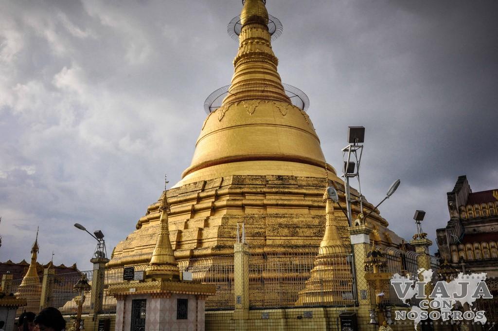 Cuantos días se necesitan para visitar Yangon