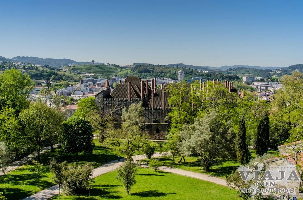 Palacio duques Braganza