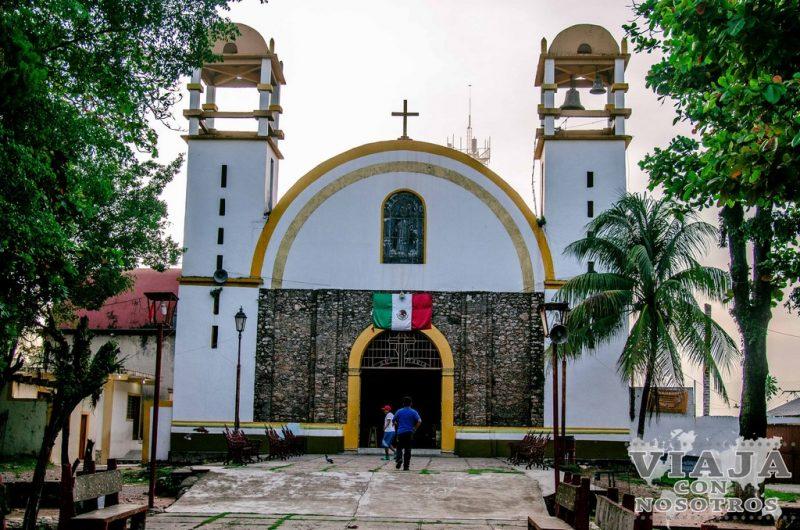 Itinerario turístico de Palenque