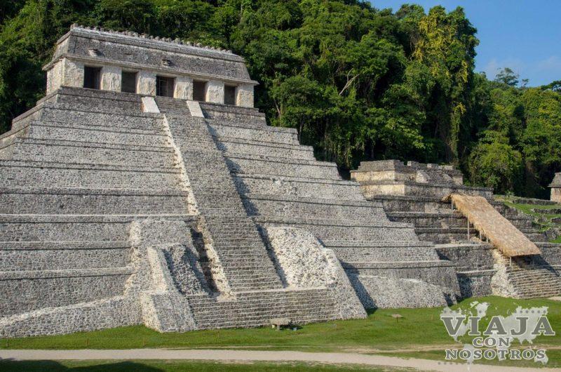 Como visitar las ruinas Mayas de Palenque por tu cuenta