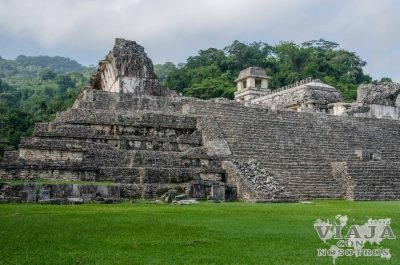 Ruinas Mayas de Palenque