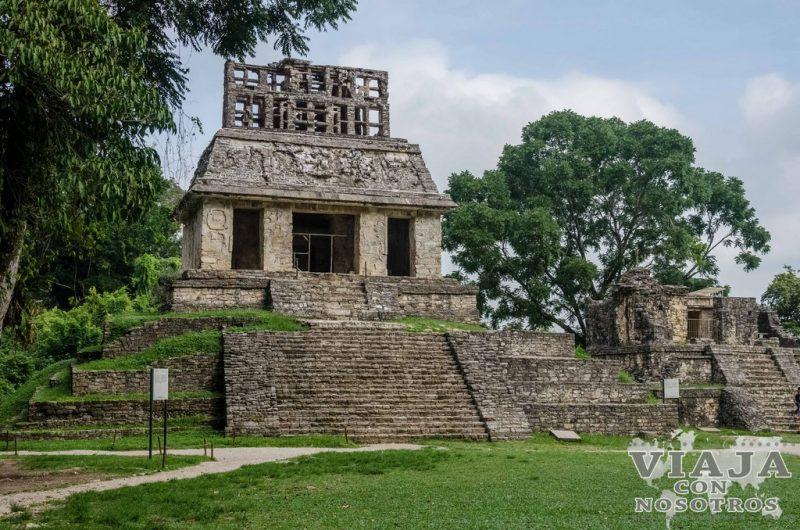 Cuanto se tarda en ver las ruinas Mayas de Palenque