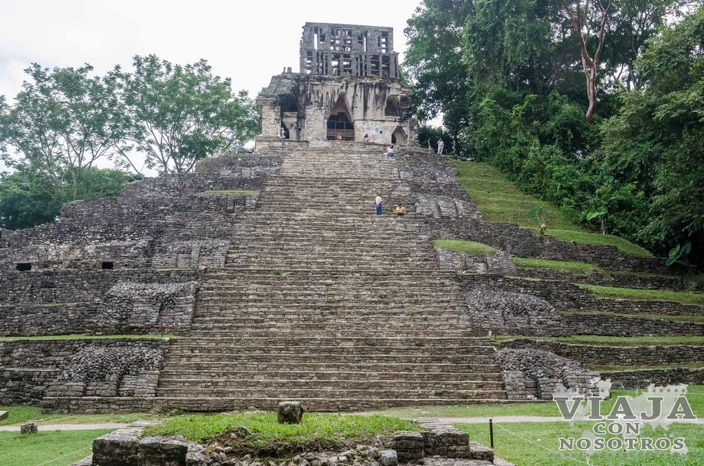Horario de las ruinas de Palenque