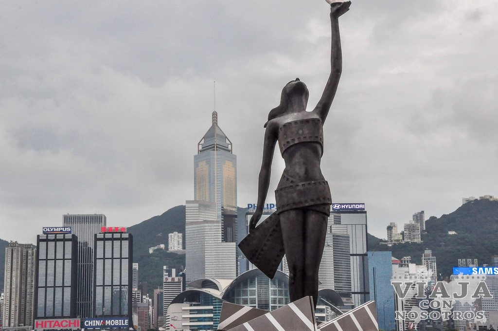 Como moverse por Hong Kong en transporte público