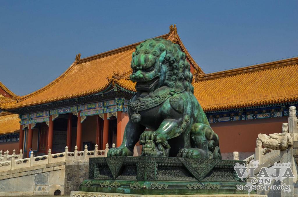 Cuantos días ver Pekín