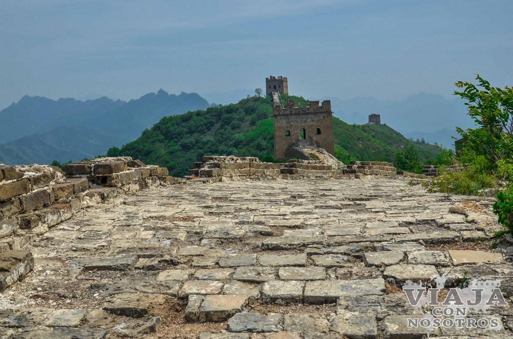 Visitar la Gran Muralla China en Jinshanling