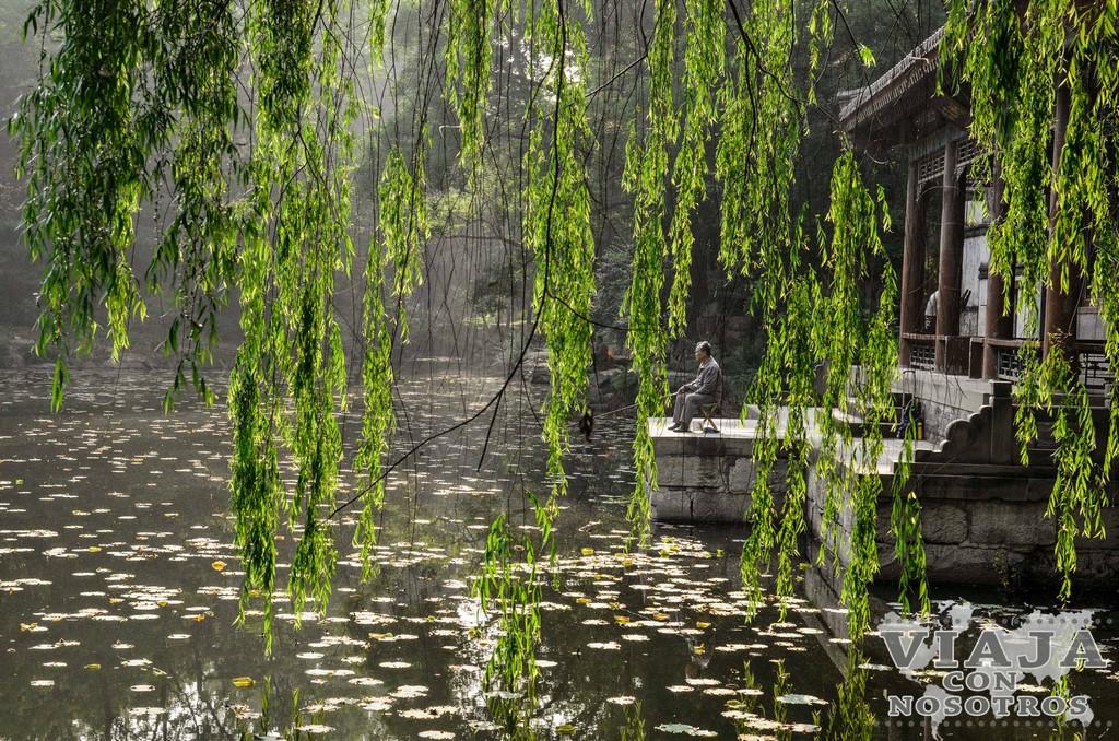 Torre de la campana y del tambor en Pekín