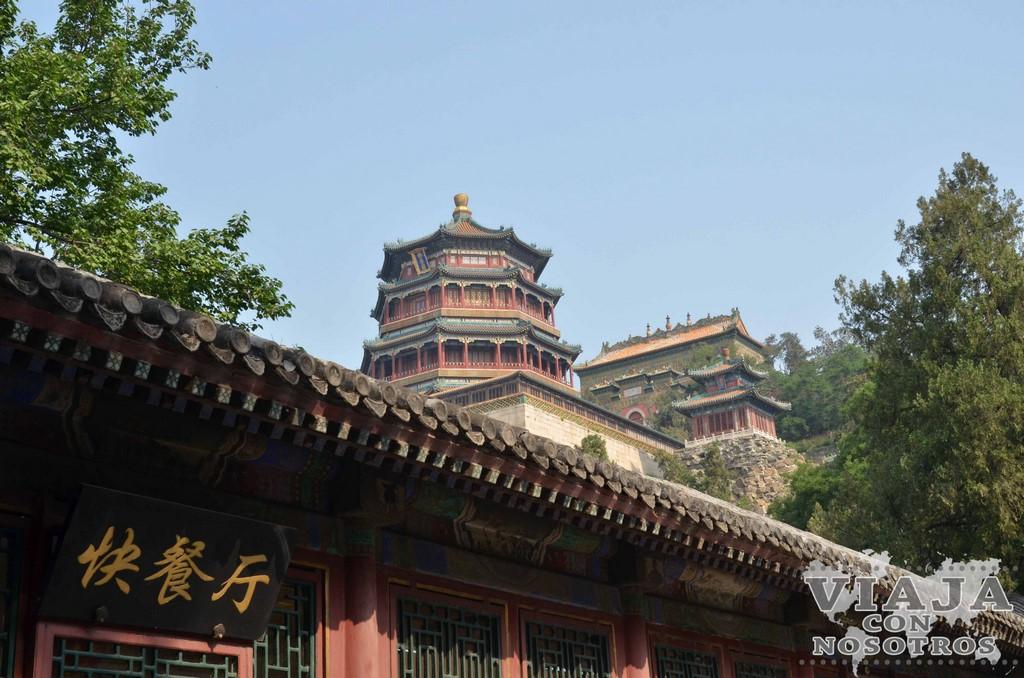 Como llegar al Palacio de Verano de Pekín