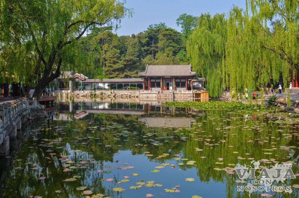 Mejor zona para hospedarse en Pekín