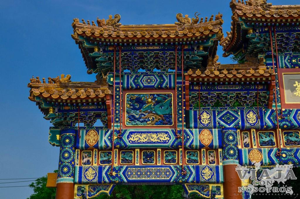 Como llegar al Templo Tian Tan de Pekín