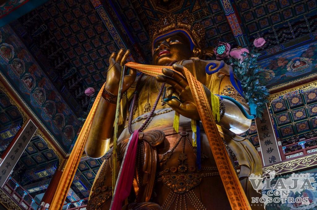 Consejos para visitar el Templo de los lamas de Pekín