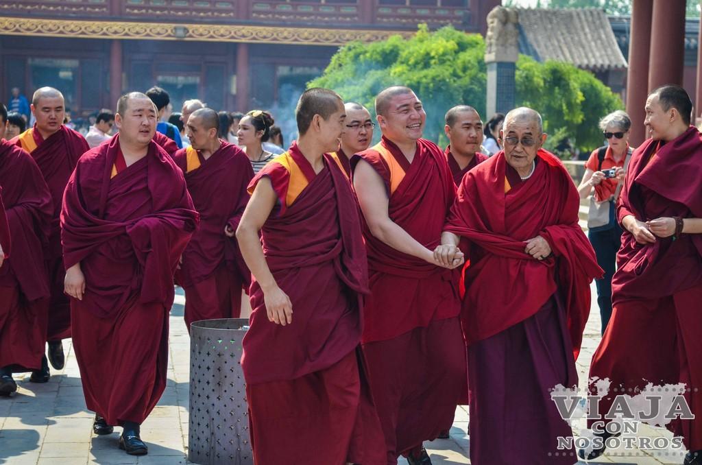Como llegar al Templo de los Lamas de Pekín
