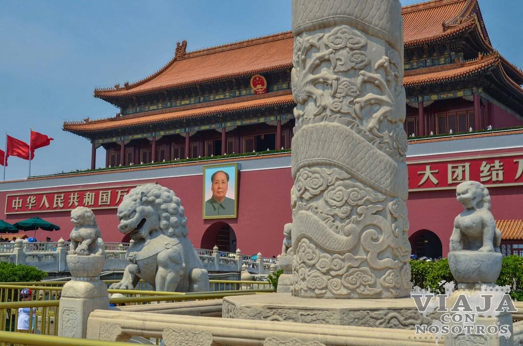 Como moverse por Pekín