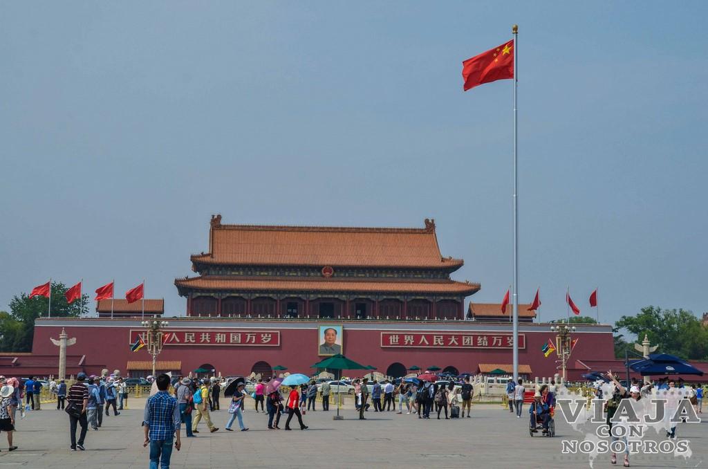 Visitar Pekín por tu cuenta