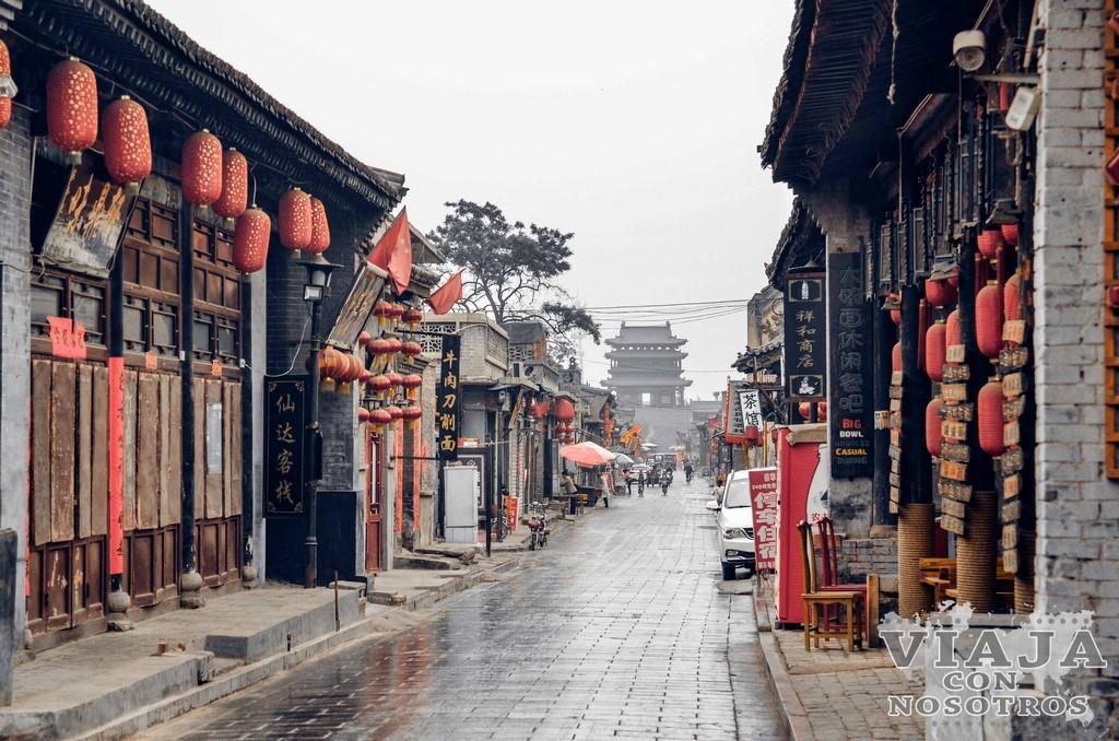Como llegar a PINGYAO desde Pekín