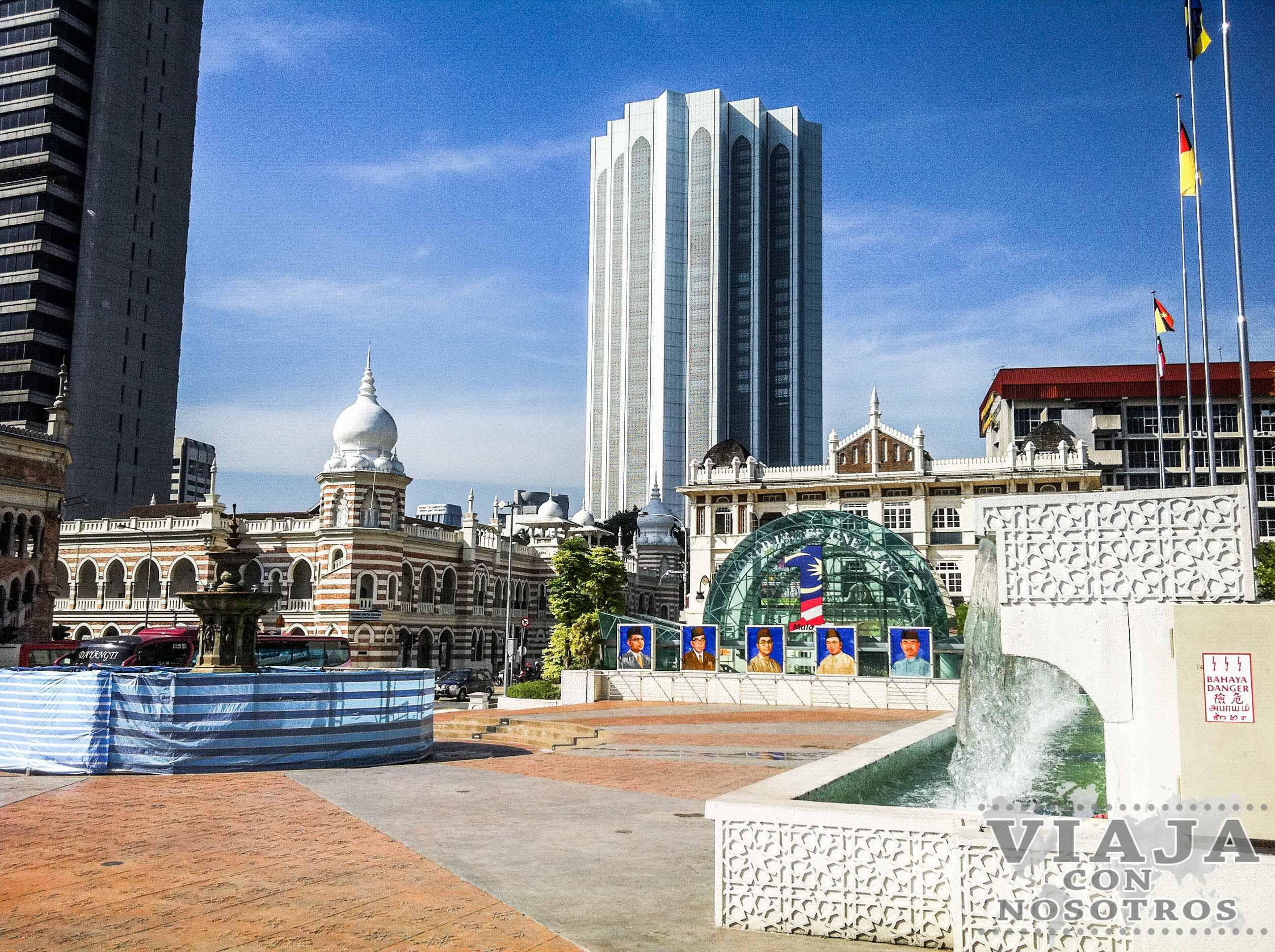 Como moverse en Kuala Lumpur