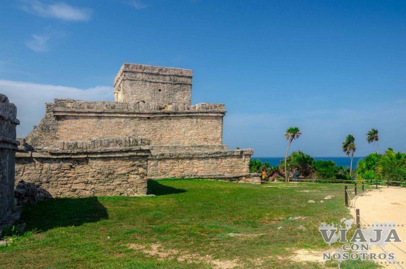 Como llegar a las Ruinas Mayas de Tulum por tu cuenta