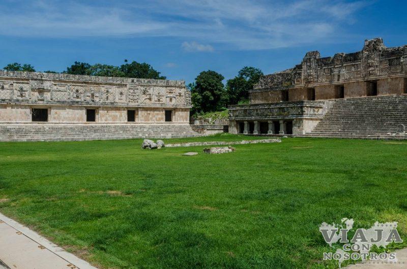 Pirámide o Casa del Adivino de Uxmal