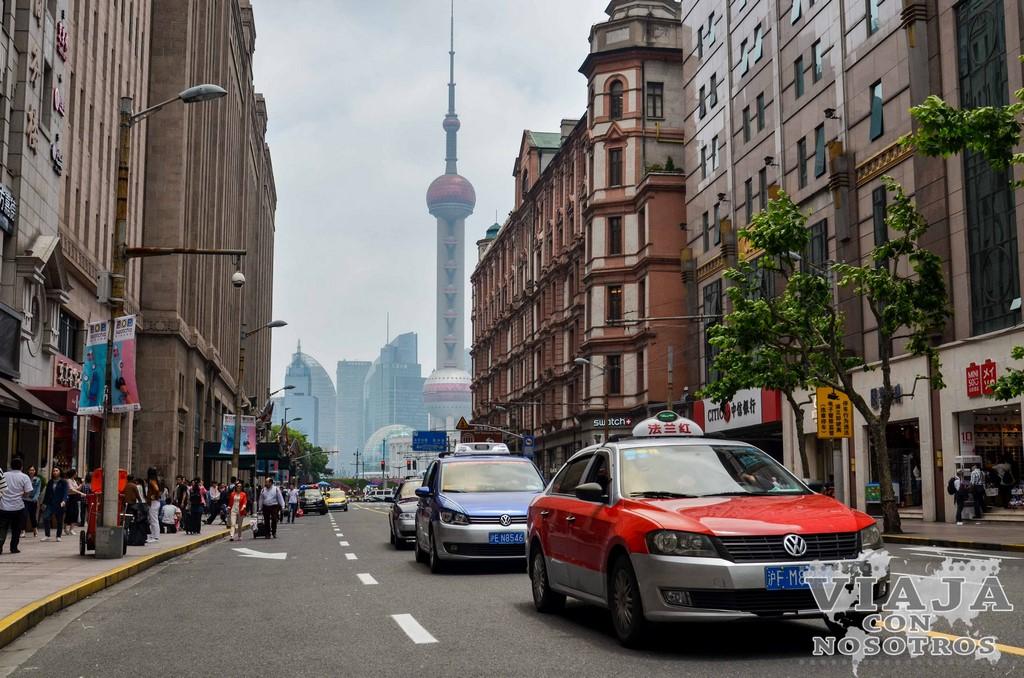 Shanghai: Cómo llegar, traslados, cómo moverse