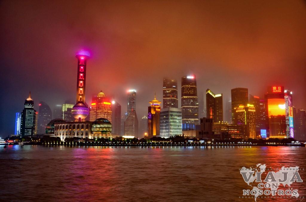 Mejor época para visitar Shanghái