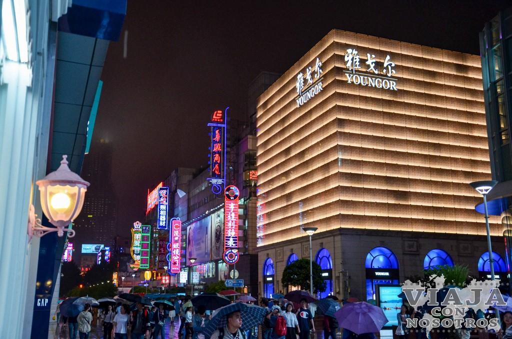 Visitar el Jardín y Mercado Yuyuan de Shanghái