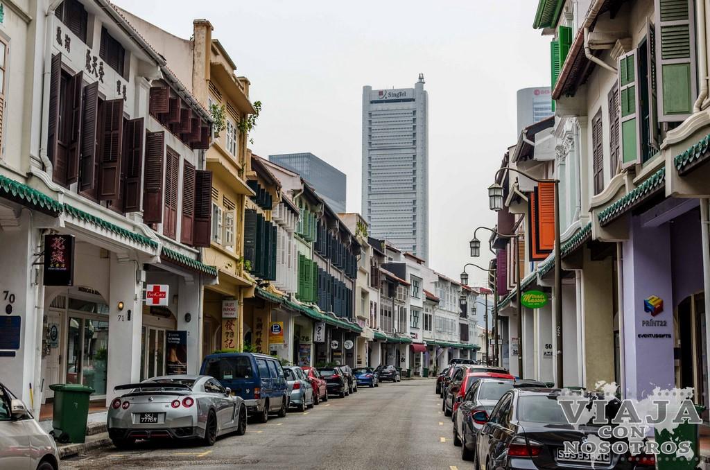 Que ver en Singapur en dos días