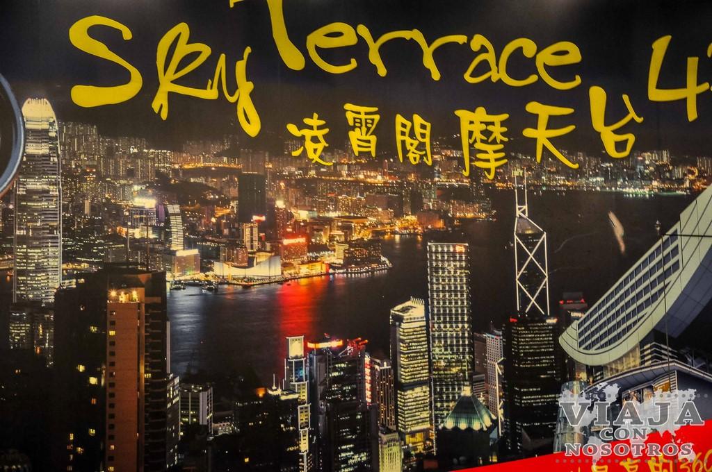 Como subir a Victoria Peak de Hong Kong