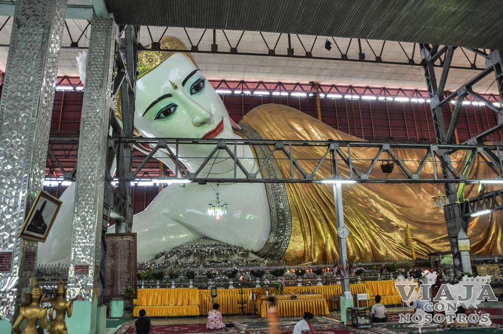 Los mejores templos para visitar en Yangon