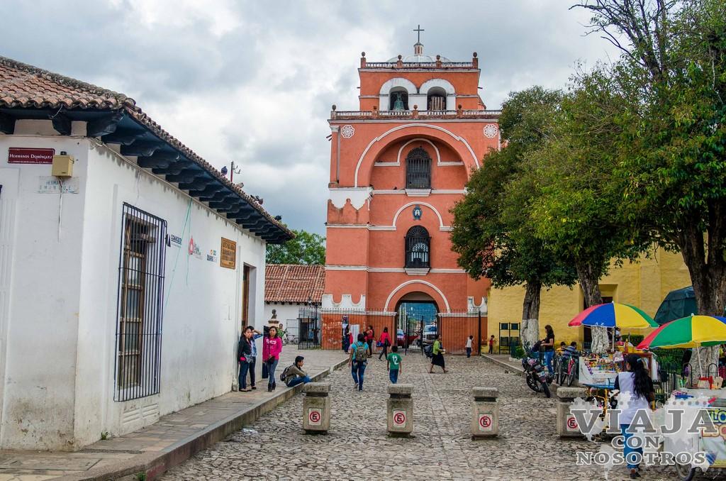 Templo del Carmen Que ver en San Cristóbal de Las Casas