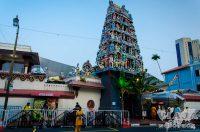 Templo Hindú Sri Mariamman de Singapur