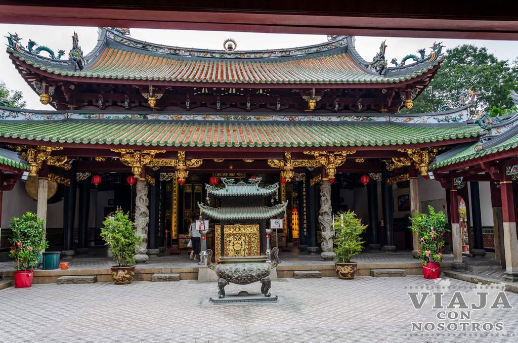 Templo Thian Hock Keng Singapur