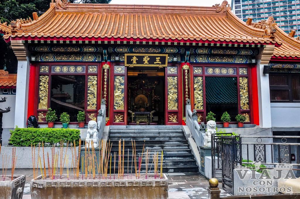 Mejores Templos para visitar en Hong Kong