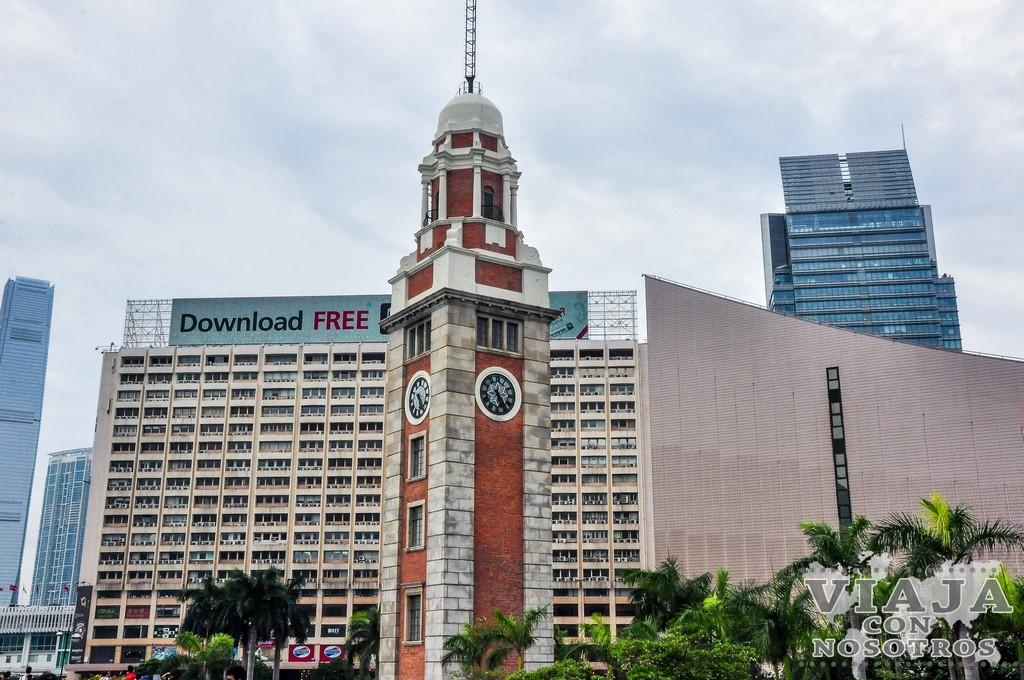Torre del Reloj de Hong Kong
