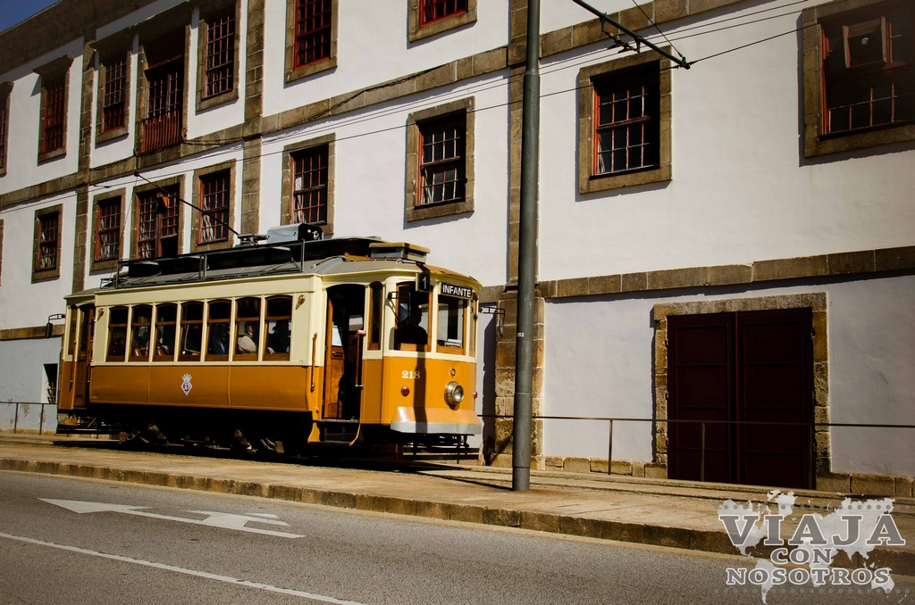 Tranvia de Oporto