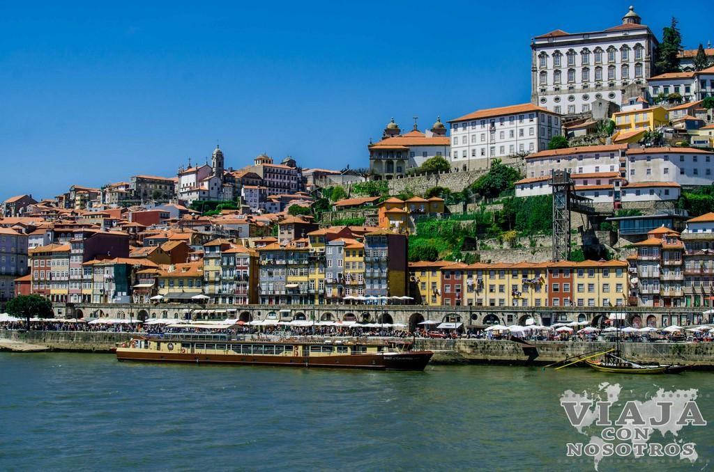 Monumentos y visitas turísticas en Oporto